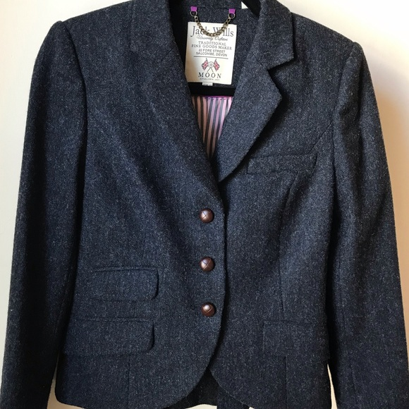 4815406ea91f Jack Wills Jackets & Blazers - EUC Jack Wills Moon Wool Austerberry Blazer